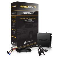 Audiovox FlashLogic FLRSGM10 GM Data Start ()
