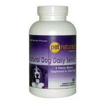 Pnv Daily Best Dog Tabs 60ct