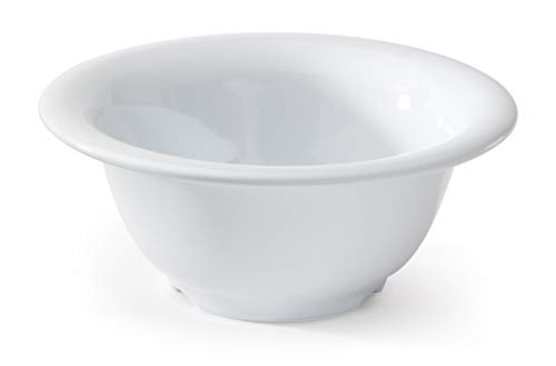 G.E.T. Enterprises B-105-DW-EC 10 oz. Bowl, Diamond White, Diamond White (Pack of 4)