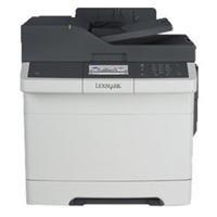 Lexmark 28D0550 CX410de Multifunction Color Laser Printer, C