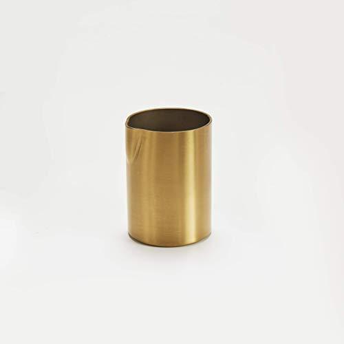 - American Metalcraft GCM2 Gold Coffee Creamer, Satin Finish, 4-Ounces
