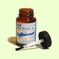 Uro-Bond III Brush-On Silicone Adhesive, 3 oz by (Urocare Uro Bond)