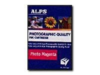 (Alps Printer Photo Ink Cartridge for MD2300 (Magenta))