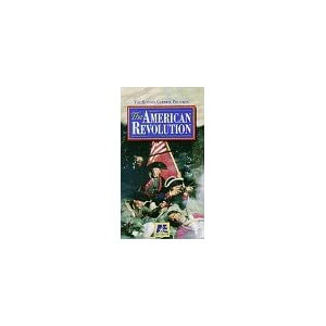The American Revolution - Boxed Set (A&E) movie