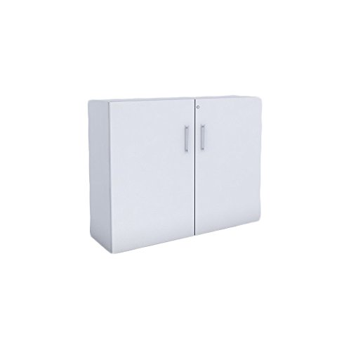 Whitney Brothers Lockable Wall Cabinet Childrens Storage Furniture