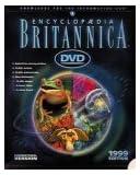 Encyclopaedia Britannica 99 International Version on DVD