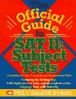 The Official Guide to Sat II: Subject Test (Real Sat II: Subject Tests)