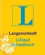 Langenscheidt Lilliput Wörterbücher, Dialektbände, Schwäbisch