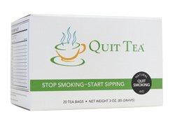 Quit Smoking thé Démarrer Arrêter Siroter 20 sachets de thé