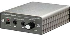 audio-technica headphone amplifier AT-HA2
