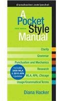 A Pocket Style Manual: Includes 2009 Mla & 2010 Apa Updates - 2010 Pocket
