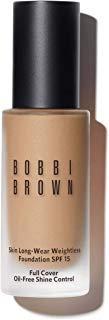 (Bobbi Brown Skin Long-Wear Weightless Foundation Spf 15 COOL SAND)