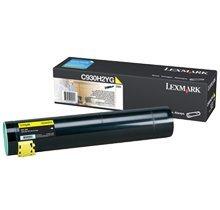 ~Brand New Original LEXMARK / IBM C930H2YG Laser Toner Cartridge Yellow