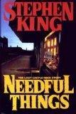 Needful Things, Stephen King, 0670839531