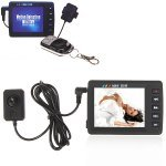 KS 650M 2.5 Inch TFT Angel Eye Mini Video Recording System Button DVR Video Recorder (Remote Control)