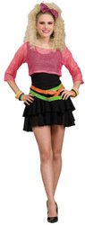 [Women's Costume: 1980s Groupie-Standard PROD-ID : 1454864] (1980s Dress)
