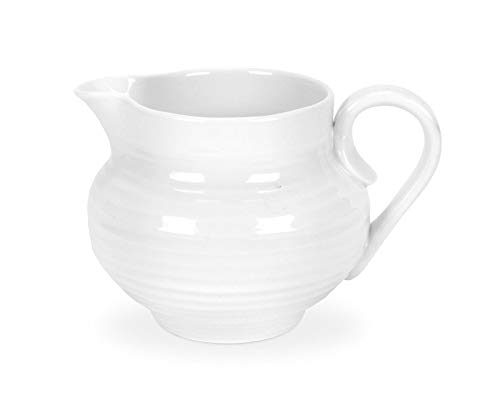 Portmeirion Sophie Conran White - Cream Jug China