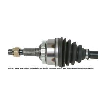 Cardone 66-1358 New CV Axle