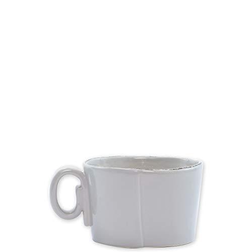 Vietri Lastra Light Gray Jumbo Cup