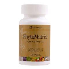 マナテック ファイトマトリックス 120粒 ビタミン、ミネラル、ファイトケミカル補給 B00ML23ADO