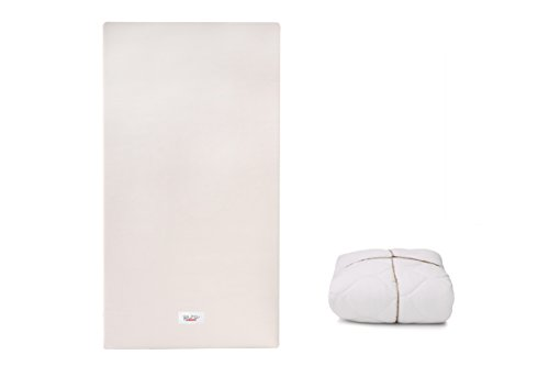 Pure Core Mattress Pad with Organic Cover, 3