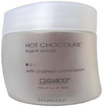Sugar Scrub, Hot Chocolate w/Crushed Cocoa Beans, Part Or...
