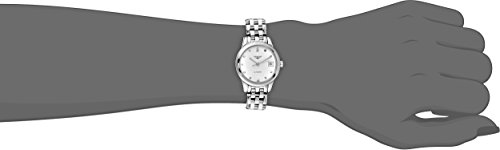 Longines Women s LNG42744276 Flagship White Dial Watch