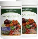 VegeGreens Powder -Blueberry Medley Flavour (265g) Brand: Progressive Nutrition