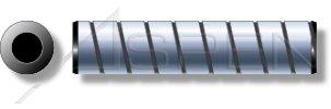 Holo Krome Usa Dowel Pin - (30pcs) 5/8