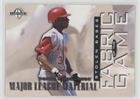 Pokey Reese #/1,000 (Baseball Card) 1997 Donruss Limited - Fabric of the Game #39