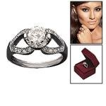 Avon Francesca Two Carat CZ Signature Engagement Ring (5)