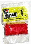 lil apple drain saver - Lil Apple Drain Saver Washing Machine Lint Trap Red (2) Per Package