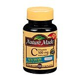 Nature Made Vitamine C 500mg, 100 Caplets (Pack de 3)
