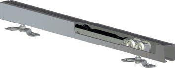 Amortiguación Perlan140 SoftStop, ancho medio de las alas: 840-1290 mm, EV1, 2 caras.