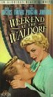 Weekend at the Waldorf [VHS]