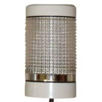 LED Cylindrical Tri Color 24V Light by LEDAndon
