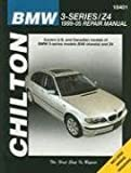 BMW 3-Series/Z4 Repair Manual, Robert Maddox and Joe L. Hamilton, 1563926091