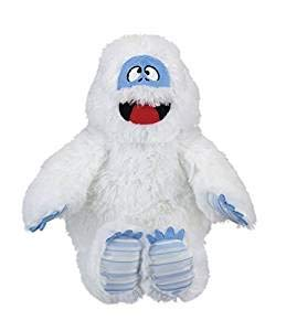 Bumble the Abominable Snow Monster - Stuffed Animal Plush Toy (Doll Snowman Abominable)