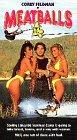 Meatballs 4 [VHS]