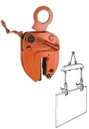 イーグルクランプ NE型 鋼板縦つり用無傷クランプ NE-3-10-35 (08030350) B01KIZNE90