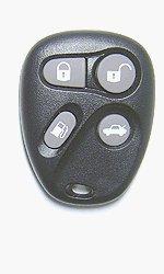 1996-1997 Cadillac Seville Keyless Entry Remote Control Transmitter Memory #1 FCC ID: - Keyless Entry Cadillac Seville
