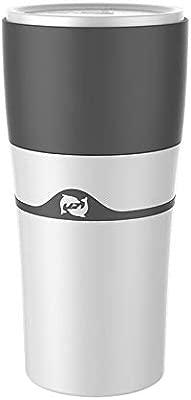 JQPFNPEI Mini Koffiezetapparaat De Mano Draagbare Compacte ...