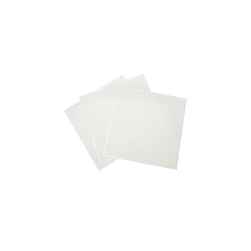YummyInks Brand: Unprinted Chocolate Transfer Sheets 25 sheets - 8.5in x 11in