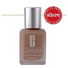 Clinique Superbalanced Makeup Foundation 1 oz, Warmer 10