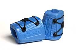 AQUAJOGGER Aqua Resistance Exercise Cuffs, 5-Inch by AQUAJOGGER