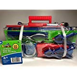 Learn Tool - New Kids 18 Piece Create Learn Tool Set Toolbox Set 5 Indoor Outdoor Game