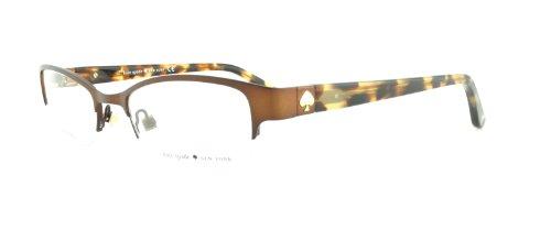 Kate Spade Aderyn Eyeglasses-05BZ Brown-50mm