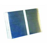 Amerimax Home Products 68899 Flat Aluminum Step Flashing (100 Pack), 5 x 7''