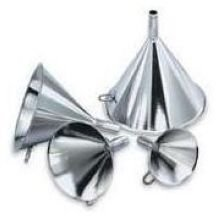 Vollrath Stainless Steel Funnel, 13 Ounce -- 6 per case.