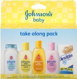 Johnsons Baby Take-Along Pack 1 pack (Take Along Pack)